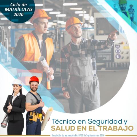 Seguridad y Salud en el Trabajo Escapereira 2020