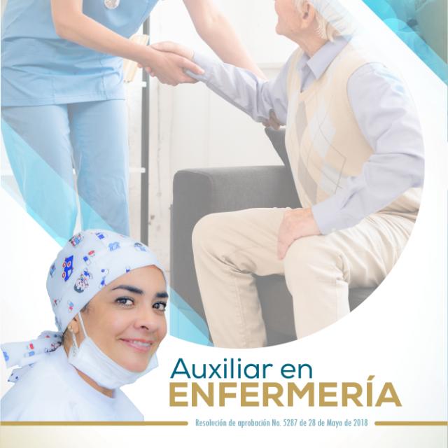 Auxiliar en Enfermería Escapereira 2020